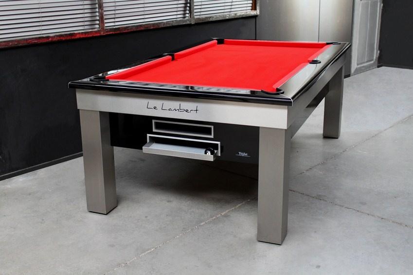 table billard occasion best bien table billard occasion. Black Bedroom Furniture Sets. Home Design Ideas