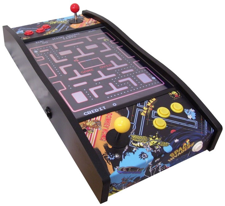 bar top arcade tabletop arcade. Black Bedroom Furniture Sets. Home Design Ideas