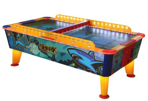 TABLE AIR HOCKEY A PALET OCCASION